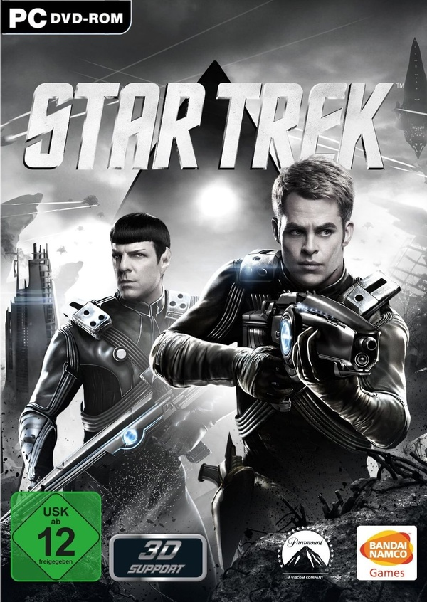 Cover zu Star Trek