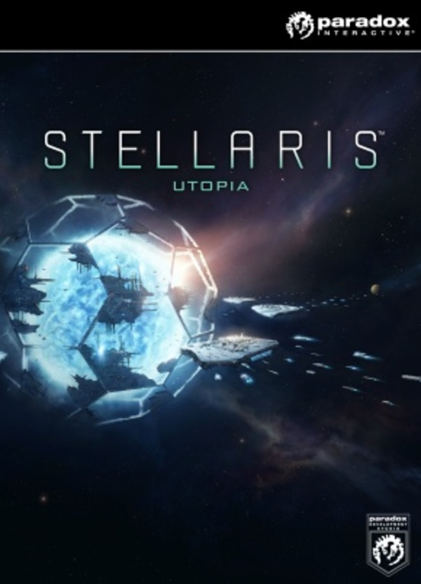 Cover zu Stellaris: Utopia
