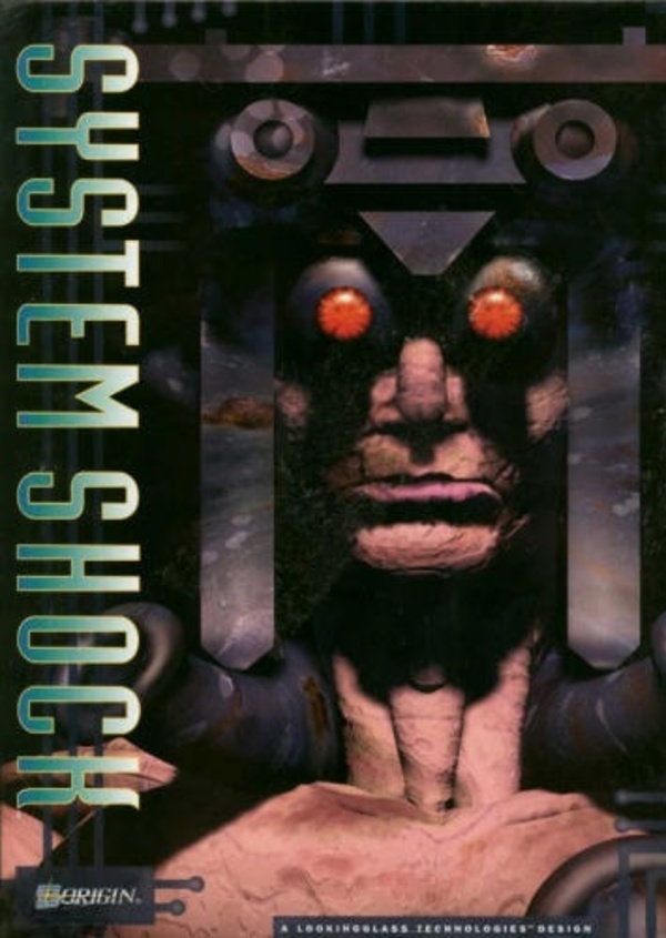 Cover zu System Shock: Enhanced Edition