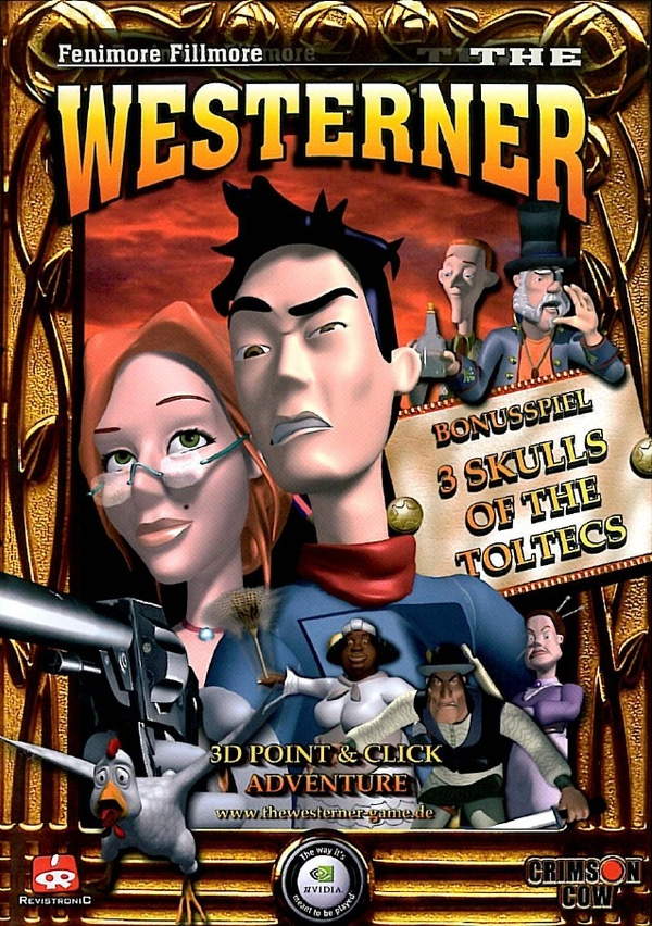 Cover zu The Westerner