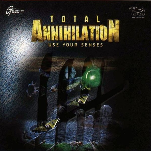 Cover zu Total Annihilation