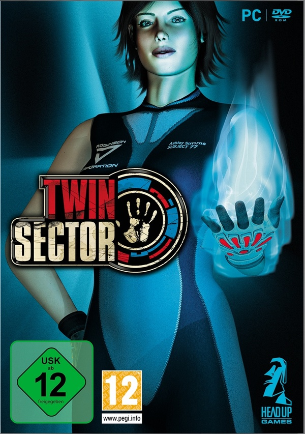 Cover zu Twin Sector