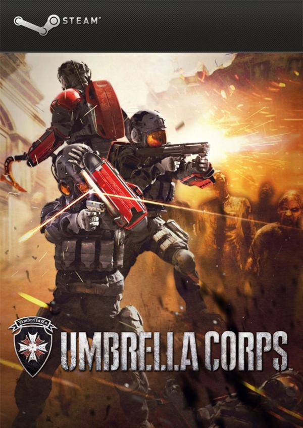 Cover zu Umbrella Corps