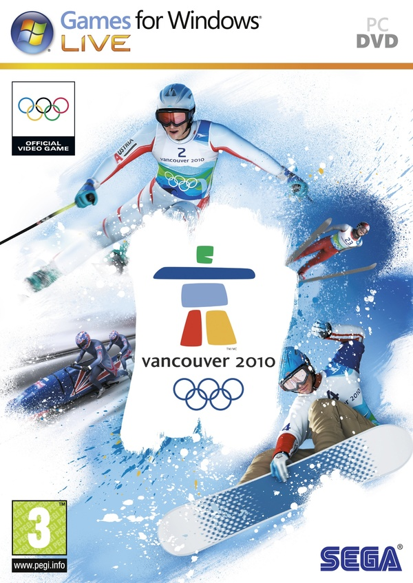 Cover zu Vancouver 2010: The Official Video Game of the Olympic Winter Games