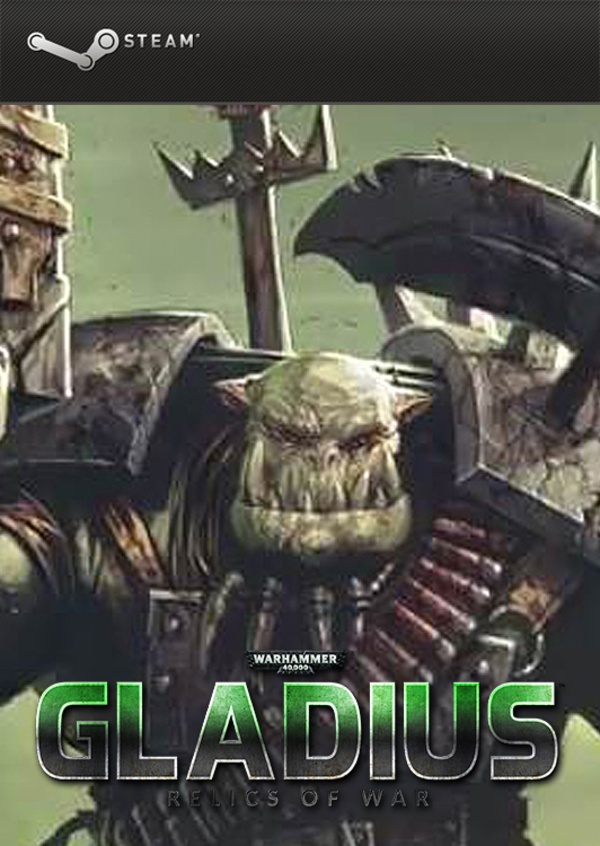 Cover zu Warhammer 40K: Gladius - Relics of War