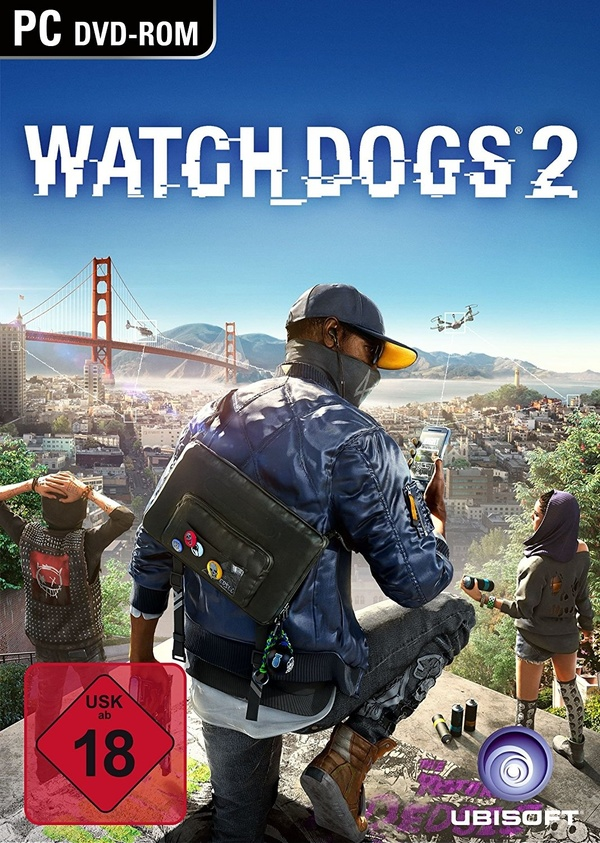 تحميل لعبة Watch Dogs الكراك