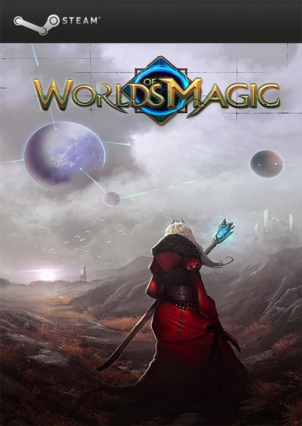 Cover zu Worlds of Magic