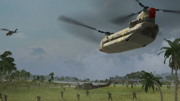 Screenshot zu Air Conflicts: Vietnam - Screenshots