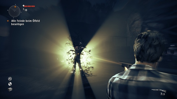 Screenshot zu Alan Wake's American Nightmare - Screenshots