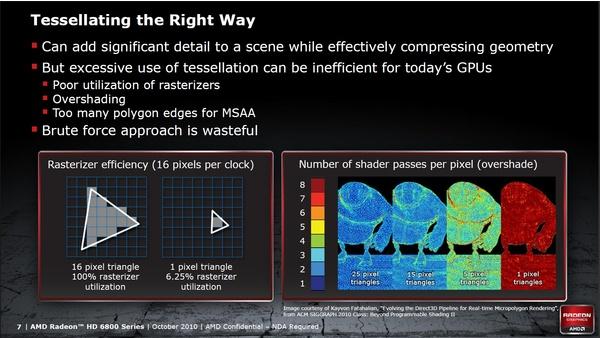Bilder zu AMD Radeon HD 6800 - Hersteller-Präsentation Chiparchitektur