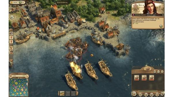 Screenshot zu Anno 1404 - Screenshots