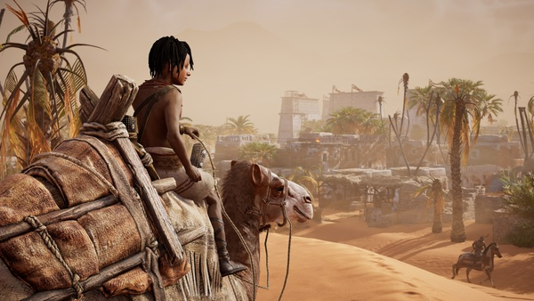 Bild der Galerie Assassin's Creed: Origins - Screenshots zur Entdeckungstour