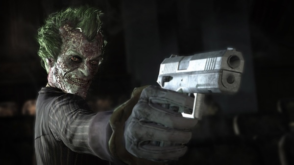 Screenshot zu Batman: Arkham City - Screenshots