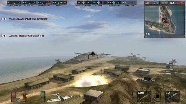 Screenshot zu Battlefield 1942 - Screenshots
