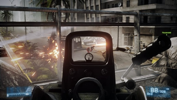 Screenshot zu Battlefield 3 - Screenshots aus dem Koop-Modus