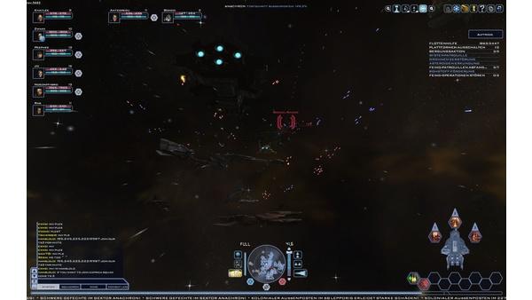 Screenshot zu Battlestar Galactica Online - Screenshots