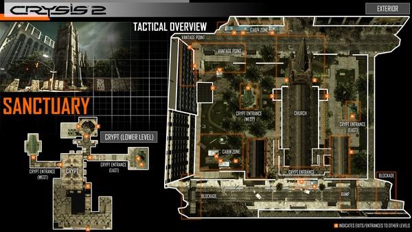 Screenshot zu Crysis 2 - Übersicht und Screenshots der Multiplayer-Maps