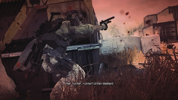 Screenshot zu Ghost Recon: Future Soldier - Screenshots