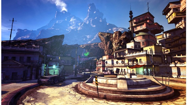 Screenshot zu Borderlands 2 - Screenshots aus dem DLC »Captain Scarlett und ihr Piratenschatz«