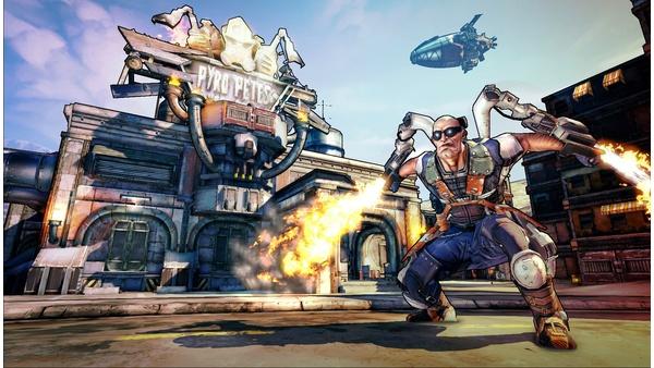 Screenshot zu Borderlands 2 - Screenshots aus dem DLC »Mr. Torgue's Campaign of Carnage«