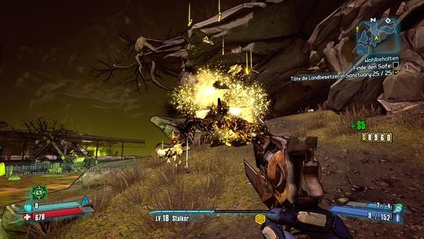 Screenshot zu Borderlands 2 - Screenshots