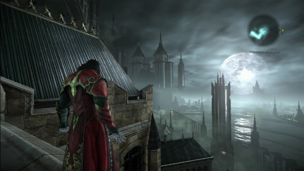 Screenshot zu Castlevania: Lords of Shadow 2 - Screenshots