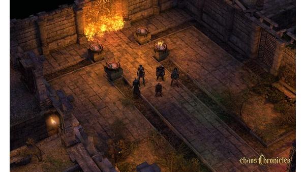 Screenshot zu Chaos Chronicles - Screenshots