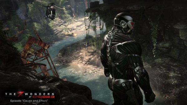 Screenshot zu Crysis 3 - Szenen aus