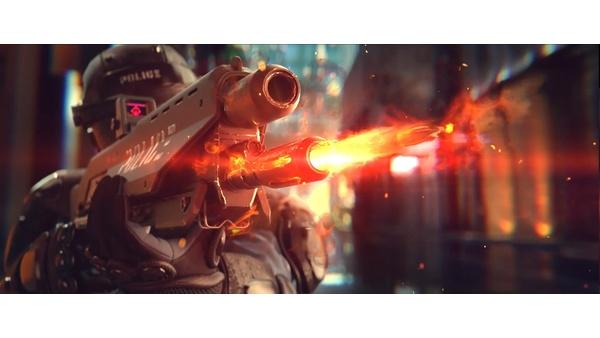 Screenshot zu Cyberpunk - Artworks und Konzeptgrafiken