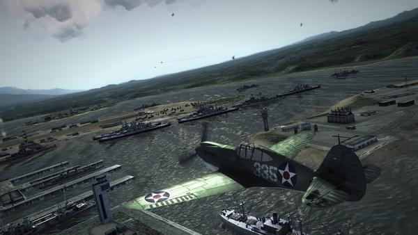 Screenshot zu Damage Inc., Pacific Squadron WWII - Screenshots