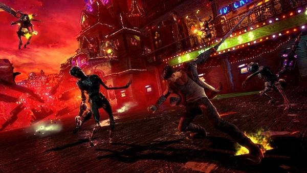 Screenshot zu Devil May Cry - Die Serie in der Bilder-Galerie vorgestellt