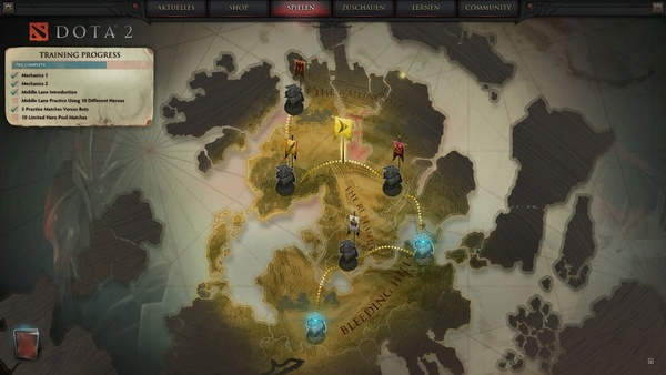 Screenshot zu Dota 2 - Screenshots