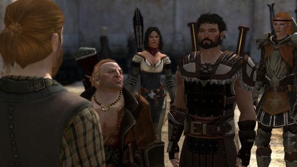 Screenshot zu Dragon Age 2 - Screenshots