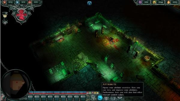 Screenshot zu Dungeons - Screenshots