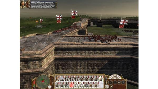 Screenshot zu Empire: Total War - Beispielbilder in hohen Details