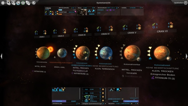 Screenshot zu Endless Space - Screenshots