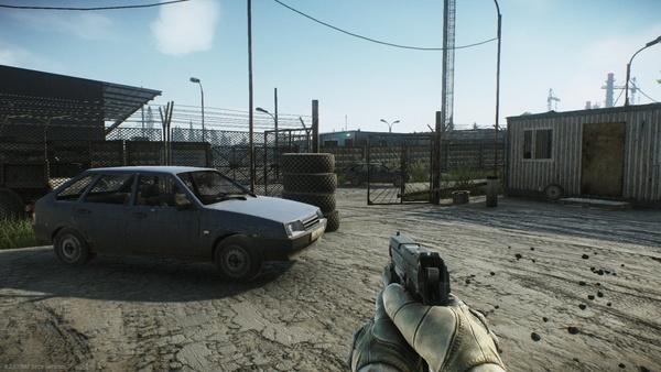 Screenshot zu Escape from Tarkov - Screenshots