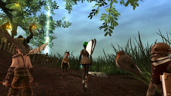 Screenshot zu Faery: Legends of Avalon - Screenshots