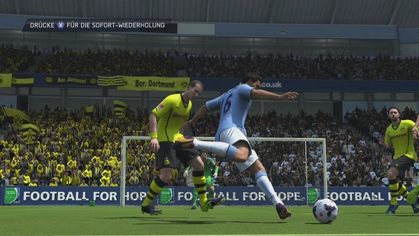 Screenshot zu FIFA 14 - Screenshots aus der PS3 / Xbox 360-Version