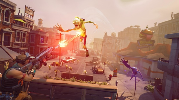 Screenshot zu Fortnite - Screenshots