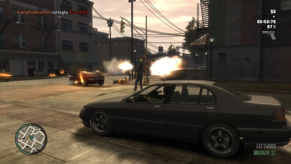 Screenshot zu GTA 4 - Multiplayer-Screenshots