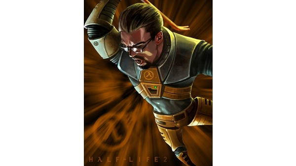 Screenshot zu Half-Life 2 - Fan-Artworks