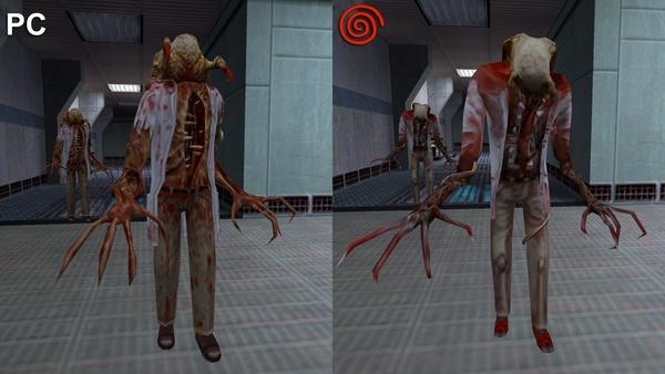 Screenshot zu Half-Life: Dreamcast - Screenshots aus der Port-Mod