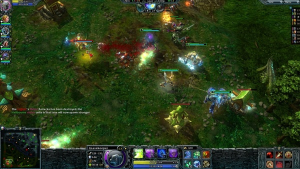 Screenshot zu Heroes of Newerth - Screenshots