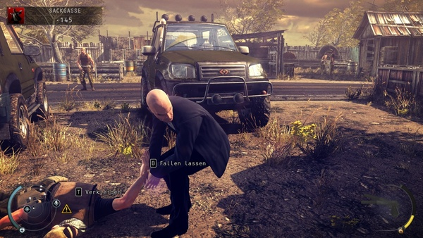 Screenshot zu Hitman: Absolution - Screenshots