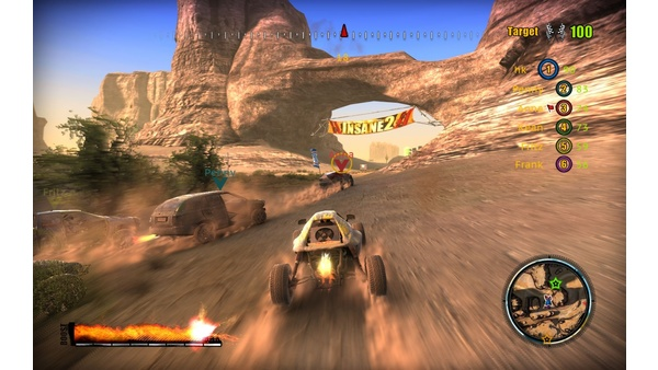 Screenshot zu Insane 2 - Screenshots