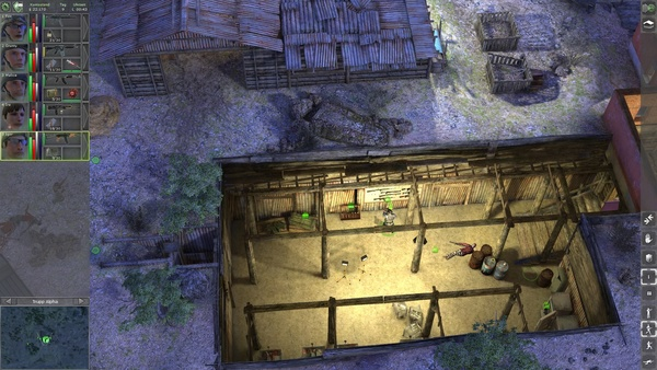 Screenshot zu Jagged Alliance: Back in Action - Screenshots