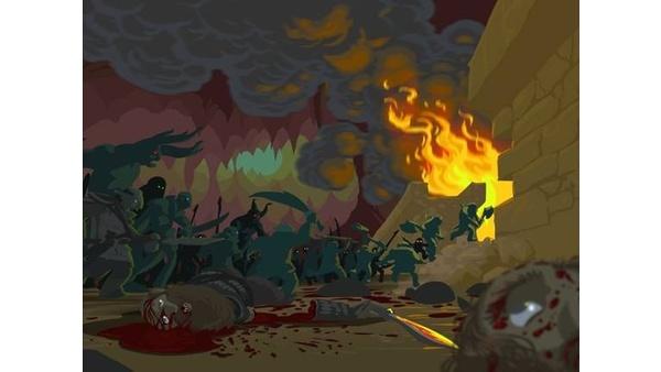 Screenshot zu Dragon Age: Journeys - Bilder zum Web-Ableger