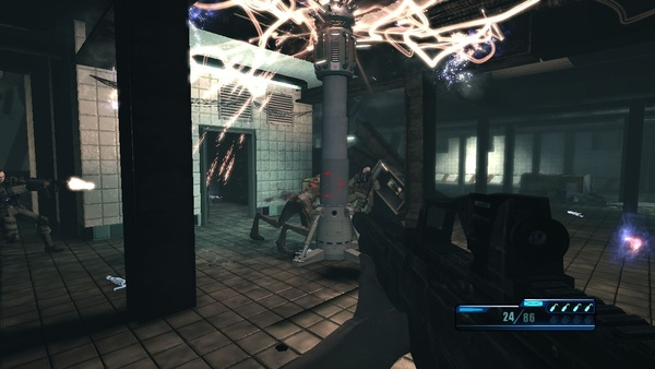 Screenshot zu Legendary - Screenshots
