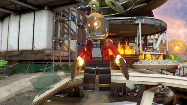 Screenshot zu LEGO Marvel Super Heroes 2 - Screenshots